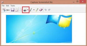 printing with snipping tool